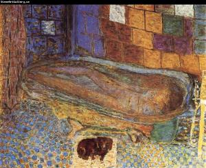 Bonnard the bath painting