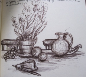 sketches and local scenes 014