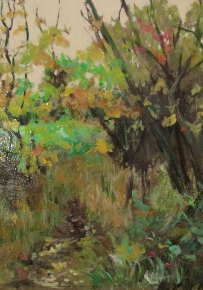 Tekoppel Wetlands Sketch