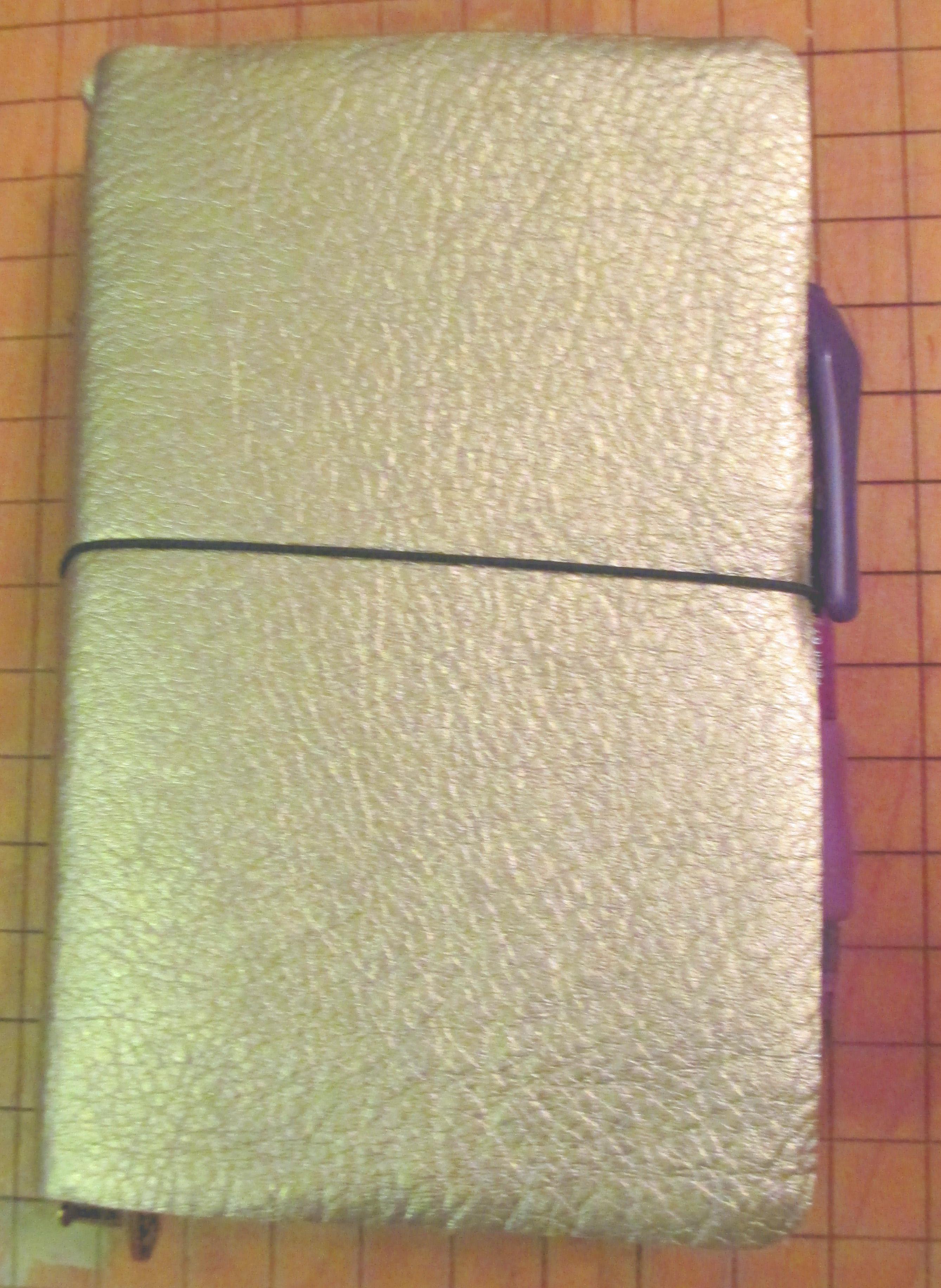 Xl Moleskine Notebook Fauxdori